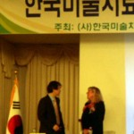 Klorer invited to speak at Korean Art Therapy conference