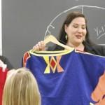 Visiting scholar helps kick off Native American Studies minor