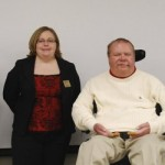 Disabled person or person with disabilities - breaking the barriers