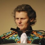 Temple Grandin speaks on her life with autism