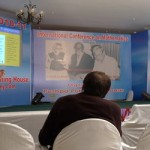 Ledzewicz presents on optimal control in Allahabad, India