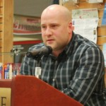Faculty Writers Read - Adam Cleary