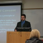 Informed consent - medicine in action