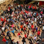 Goshen Lounge Flash Mob