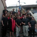 Choir commemorates Cuba-Caribbean Center commencing