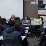 Returning Mass Comm Alums discuss breaking into the workforce