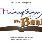 thinking about the book logo