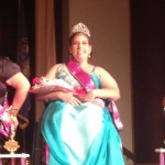 Speech communication major wins Miss Amazing Pageant's 'miss division'