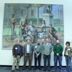 Midwest Paint Group visually responds to SIUE's Jean Helion painting