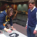 Chemistry Club spreads energy awareness through hands-on demonstrations during National Chemistry Week