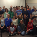 Geography students mentor local high school students in intensive learning program