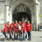 Students study PR, communication strategies during abroad program in Europe