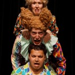 Theater comedia to invite audience interaction at Dunham Hall