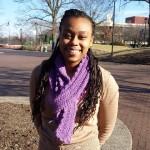 STELLAR STUDENT: Jasmeen Wellere