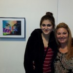 Art alums showcase pupils' work at annual high school juror show