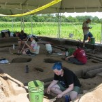 Local archaeological site provides window to historical past