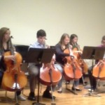 Musicians designate day to celebrate the cello