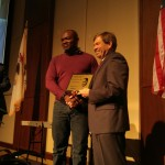 SIUE Mass Communications professor honored at MLK Luncheon