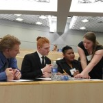 Annual ethics bowl challenges area high school students on moral and social problems