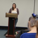 River Bluff review staff hosts annual reading