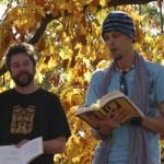 Poetry mashup draws crowd
