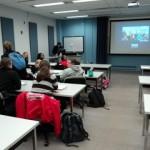 Bentelspacher organizes international video conference