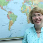 Hume elected president of the National Council for Geographic Education