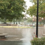 CAS day called on account of rain
