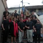 Choir commemorates Cuba-Caribbean Center commencing