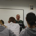 Math master's program winds up