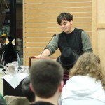 Student Writers Read at SIUE