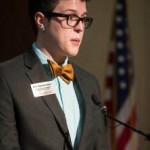 Philosophy student presents research at regional conference