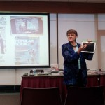 Retired SIUE librarians explore the evolution of the book