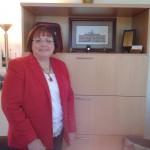"Dirks-Linhorst's mental health advocacy research lands her ""Going Award"""