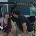 Acis and Galatea, SIUE's student opera, toppled with high school caricature portrayals