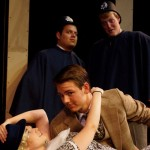 'The 39 Steps' makes its SIUE debut this week