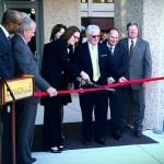 SIUE celebrates completion of Science Building West with ribbon cutting ceremony