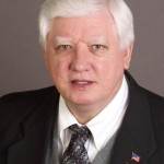 Carr lectures at two Finland universities about local government, U.S. health care system