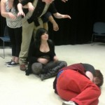Students to 'Make a Move' through devised play: created storylines and improvised acting