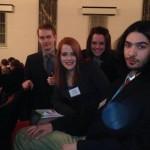 CAS students participate in Model Illinois Government