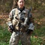 ROTC cadet receives George C. Marshall Award