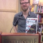 Acclaimed St. Louis author recites from first novel on campus