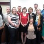 Sustainable Transportation students present before Plan Commission