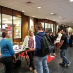 MSW students present research at Social Work Colloquium