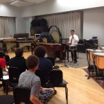 Music faculty volunteers to host clinic for area high school students