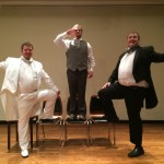 Green to set stage at SIUE directing two operas as student
