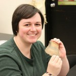 Anthropology alumni wins annual Illinois Archaeological Survey's student paper competition