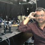 Physics professor publishes article on newly discovered energy levels