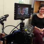 Heil contributes research, knowledge about trafficking in film project