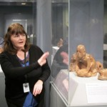 Students can journey into local history at Mississippian art exhibit